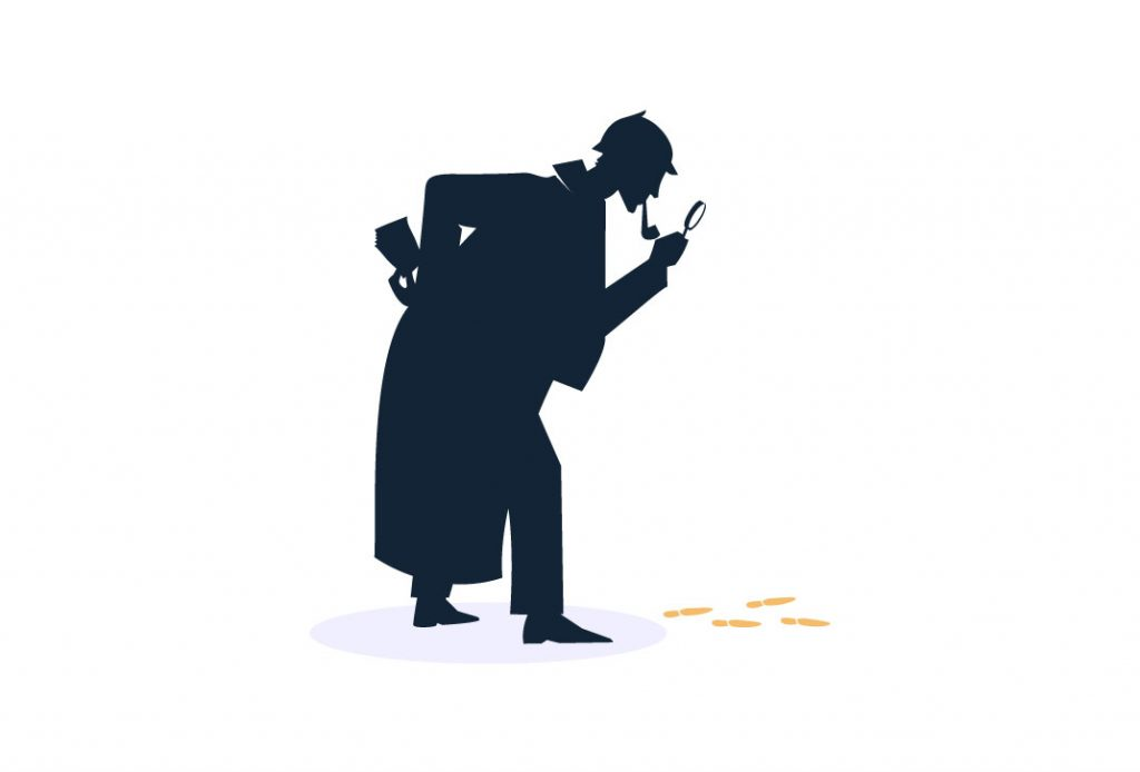 Sherlock holmes e le Buyer personas