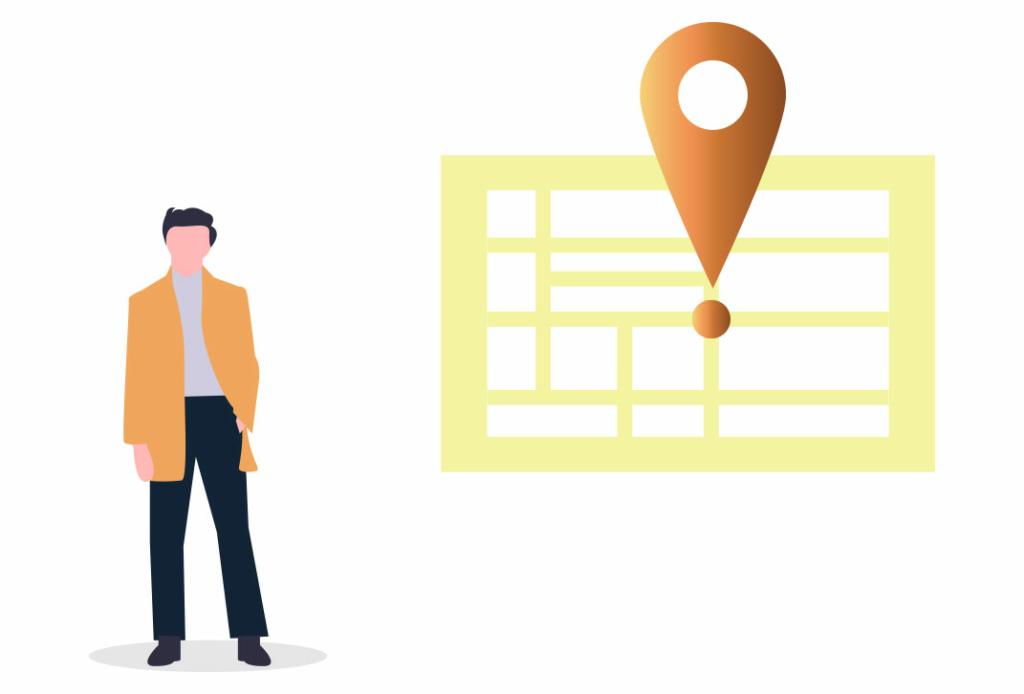 Una passeggiata tra le vie dei negozi del web con Google My Business